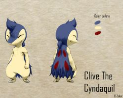 Clive Reference by Zeker-diahb