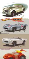 Hot Wheels and Matchbox new models by candyrod