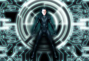 TRON LIVES 002 by Sternwise