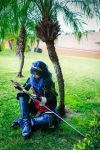 Lucina 9 - Under the Tree by panngeliciouscosplay