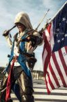 Fight For Freedom_Connor Kenway Cosplay by 6Silver9