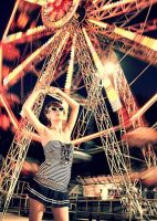 ferris wheel by NeslihanBAZ