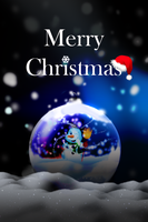 Happy Christmas Wallpaper by janosch500