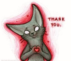 Thank You by Ink--It