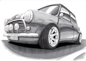 Mini , The Original ! by Mauxdesign