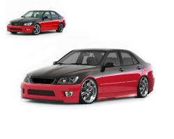 LEXUS IS430 by AladineSalame