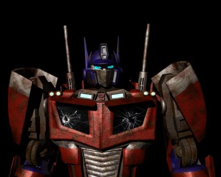Optimus Prime by jmw326
