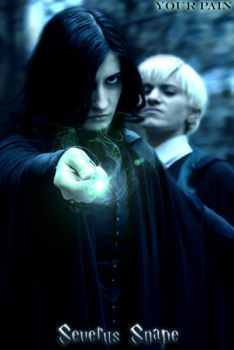 Severus, Draco-'Harry Potter'. by Your-Pain