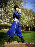 Kitacon: Colonel Roy Mustang by NekoFlameAlchemist