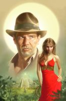 Indiana Jones and the.... by cgaddictworld