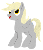 Derpy Hooves by SillyEwe