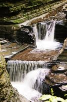 Flowing Waters2 by HrWPhotography