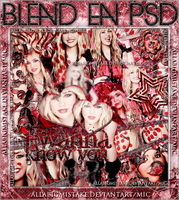 +IWannaKnowYou - Blend en PSD {4} by Allabigmistake