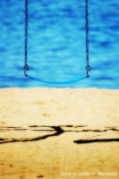 Beach Swing by jrbamberg