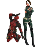Oh Rogue.. by dnxpunk
