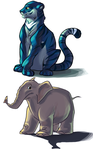 Aminals by clumzyme123