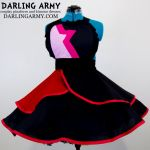 Garnet Steven Universe Cosplay Pinafore by DarlingArmy