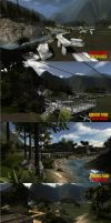 Jurassic Park Trespasser Remake 4 by metonymic