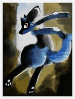 Riolu by VirtualManectric