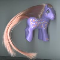 Custom MLP: Love Melody DS by marienoire