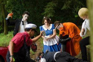Time to loot the splicer! by Haldthin-Cosplay