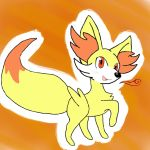 Kindled Fennec by Moss-Stone