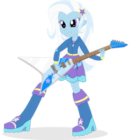 Trixie Lulamoon Rainbow Rocks by Algoorthviking