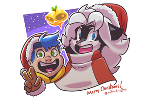 Happy Christmas 2016 by SupaCrikeyDave