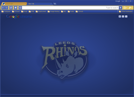 Leeds Rhinos Theme by wPfil