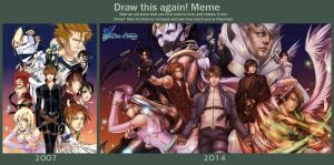 Draw this again meme by virak