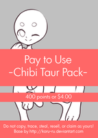 Pay To Use Base {ChibiTaur Pack} 400pts or $4.00 by Koru-ru