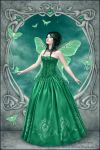 Birthstones - Emerald by twosilverstars