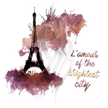 L'amour of the brightest city by SchizoVampire