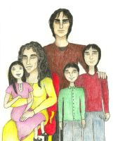 The Hawthornes by Maiasm