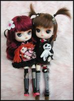 Fiori and Drta by pullip