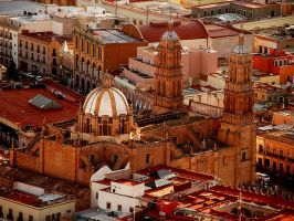 Catedral - Zacatecas Mexico by patycosplay