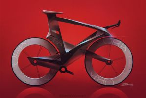 Ora Bicycle Concept by Apostolon-IAM