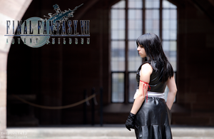 FFVII AC: The Calm by theDevil-photography