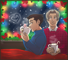 PW: Ur so hot when u drink hot cocoa by GI-Ace