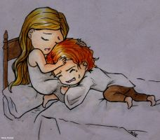 Mini-Spoiler__Kvothe and Auri by MartAiConan