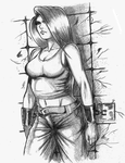 Kim Possible Chained by MagicBlueBox