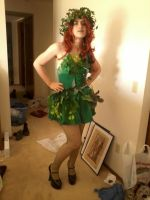 Poison Ivy Costume by Brii333