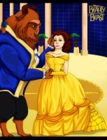 Belle are you happy here? by Treacly