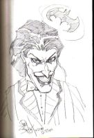 JIM BALENT JOKER by kevinssketches