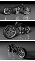 Blower Bike by FlyingScotsman