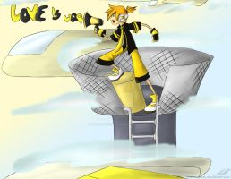 Len::Love is war by FishandFoxes