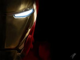 Iron man by MPages
