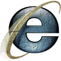 Old Interne Explorer icon by ilchiuri