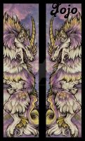 Fantasy Bookmark 1 by SiriuslyLupine03