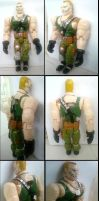 Small Soldiers Brick Bazooka by scribbleNscratch